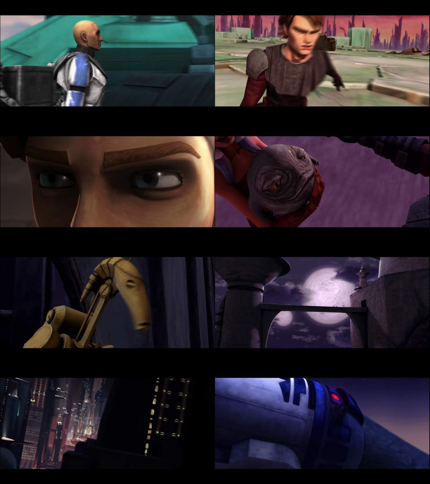 Star Wars La Guerra de los Clones 1080p Latino