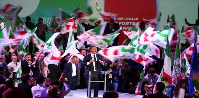 ايطاليا تستنجد و تشجع  على الهجرة اليها