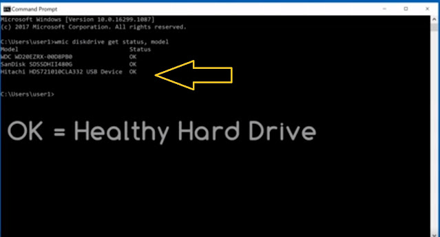 hard disk health check software free download