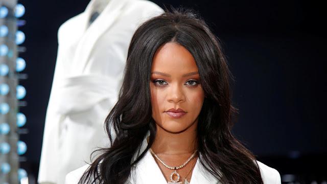 Rihanna se convierte en la artista femenina más rica del planeta, según Forbes