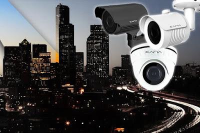 Fungsi Sensor Infrared Pada CCTV