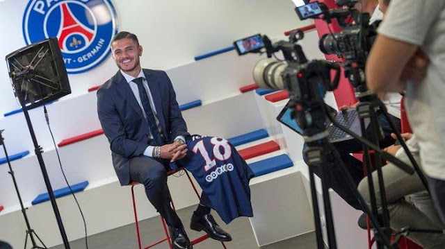 Mauro Icardi Permanen Milik PSG