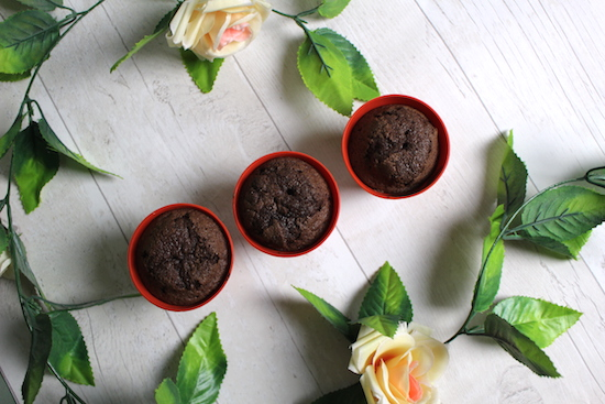 Chocolate Plant Pot Cupcakes