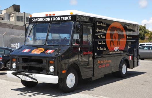Taste : Bay Area Top Twenty Food Trucks - 2012