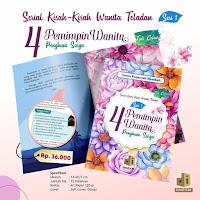 Buku 4 Pemimpin Wanita Penghuni Surga Seri 1 Daar Ilmi