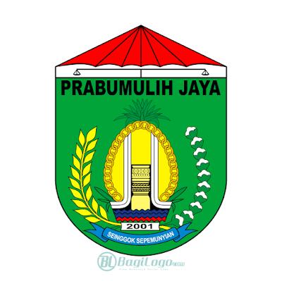 Kota Prabumulih Logo Vector