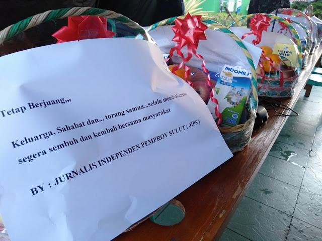 Lewat Aksi Sosial JIPS Motivasi Para Petugas Medis dan Pasien Covid19