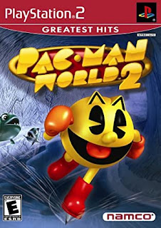 Pac-Man World 2 PS2 ISO