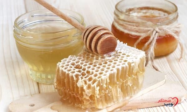 اهم فوائد العسل الأبيض على الريق للصحة