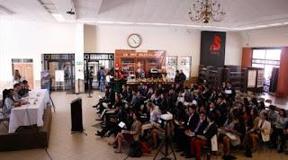 Una simulación de Hábitat III se realiza en la Universidad San Francisco de Quito.