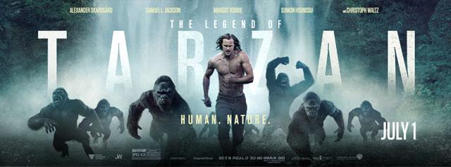 Opinando sobre...: La leyenda de Tarzan