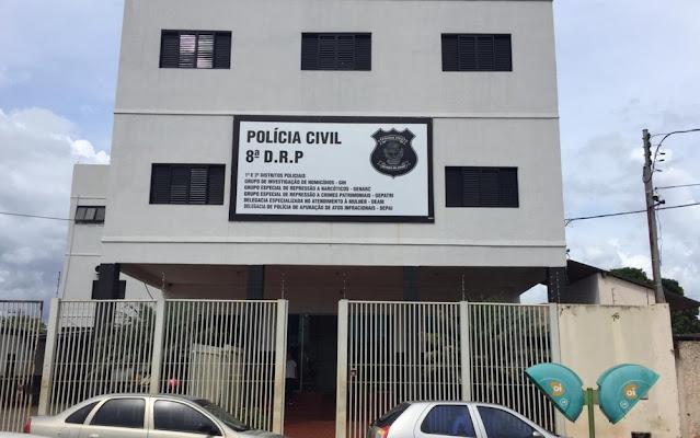 Idoso é preso suspeito de dar cerveja e de abusar sexualmente da ex-enteada adolescente, em Rio Verde