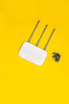 Segurança de rede com vpn no modem