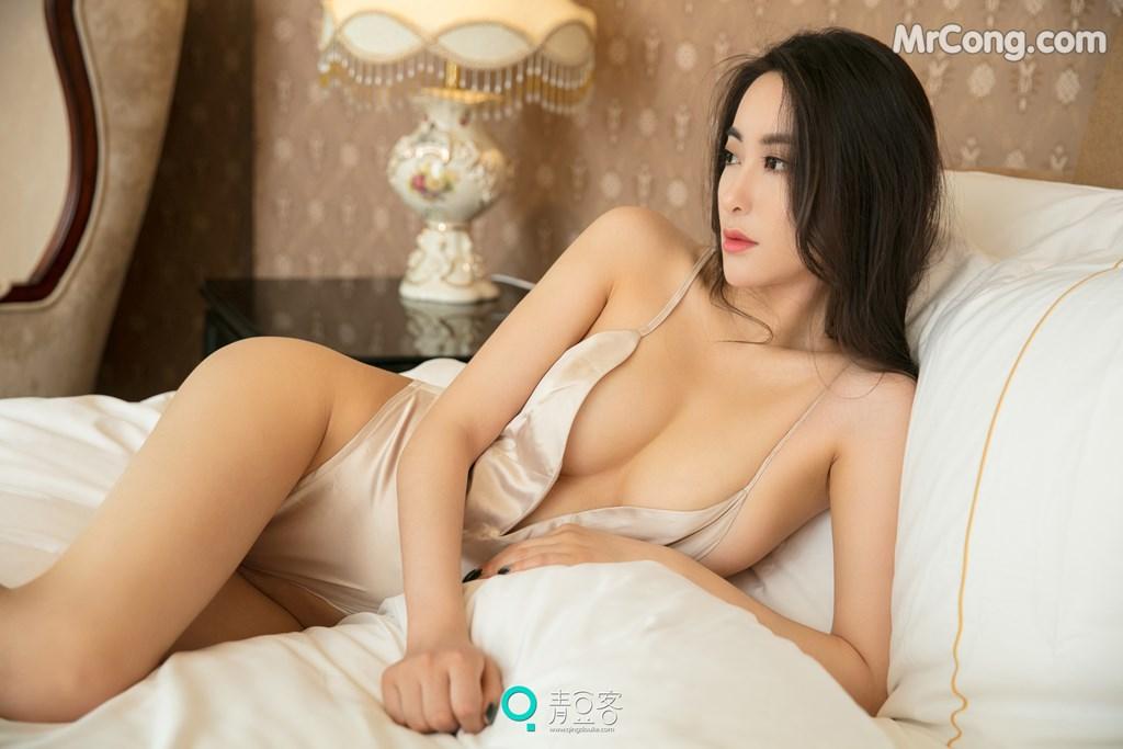 Image QingDouKe-2017-08-03-Mu-Fei-Fei-MrCong.com-046 in post QingDouKe 2017-08-03: Người mẫu Mu Fei Fei (穆菲菲) (53 ảnh)