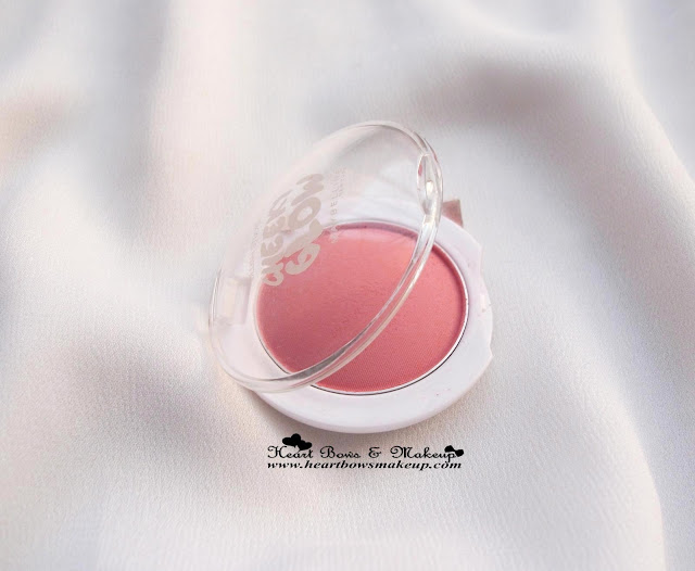 Maybelline Cheeky Glow Blush Peachy Sweetie Price India
