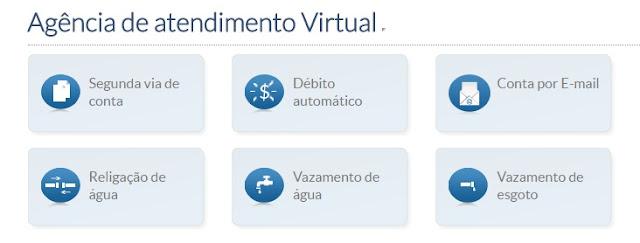 Agência de Atendimento Virtual Copasa