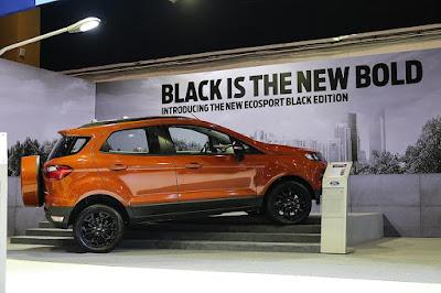 2016 Ford EcoSport Black Signature Edition image