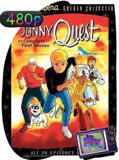Las Nuevas Aventuras de Johny Quest (1986) [480p] Latino [GoogleDrive] SilvestreHD