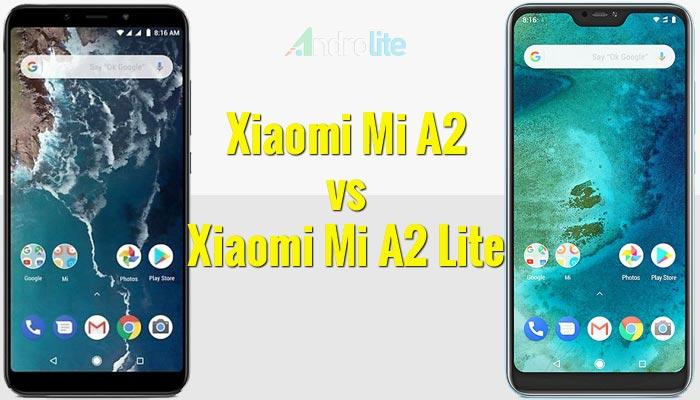 Pasar gadget internasional gres saja kedatangan dua smartphone sekaligus milik Xiaomi dan Perbandingan Harga Xiaomi Mi A2 vs Mi A2 Lite dan Spesifikasinya