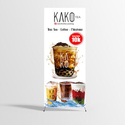 Desain Banner Kuliner