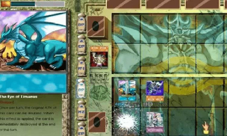 تحميل لعبة يوغي يو yu-gi-oh للكمبيوتر
