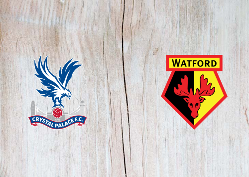 Crystal Palace vs Watford -Highlights 7 March 2020