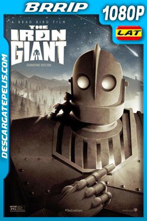 El gigante de hierro (1999) 1080p BRrip Latino – Ingles