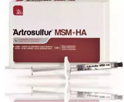 Artrosulfur MSM + HA pareri forum
