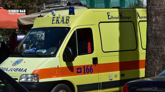 Τραυματισμός ηλικιωμένης στη λαϊκή αγορά του Ναυπλίου