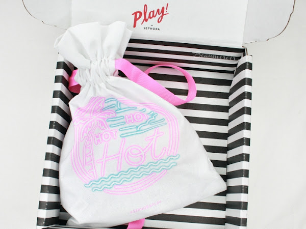 Unboxing: Sephora Play! June 2018 - Will I Cancel My Subscription?