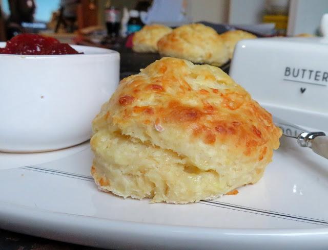 Mary Berry's Cheese Scones