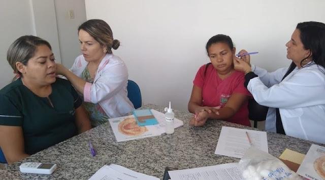 Estão abertas as inscrições para o Curso Básico de Auriculoterapia para o SUS de Patos e região