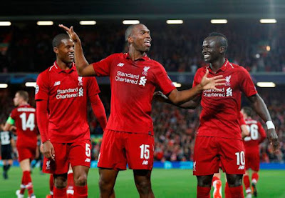 Highlight Liverpool 3-2 Paris St. Germain, 18 September 2018