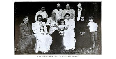 Leo Tolstoy's family