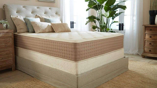 Eco Terra Natural Latex Mattress
