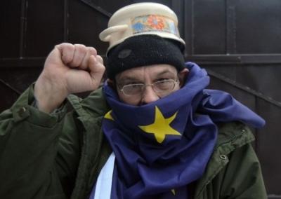 Хроники дегенератов. Убогое зрелище или Как легко изменить Украине!