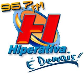 Rádio Hiperativa FM de Braço do Norte SC