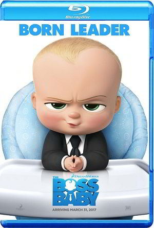 The Boss Baby 2017 HDTS 720p