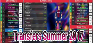 Download FTS Mod PES 2018 by Dava Apk + Data Obb