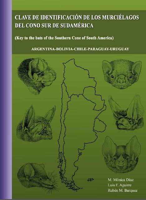 Clave de identificación de los murciélagos del cono sur de Sudamérica