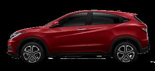 Harga Honda HRV 2021
