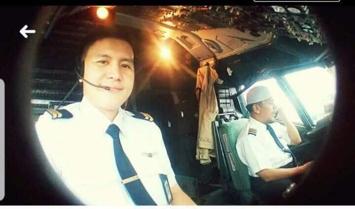 Capt Afwan Pilot Sriwijaya Air, Dikenal Sholih dan Rajin Sedekah