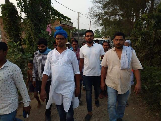 बिहार में विकास के नाम पर लूट के निशान नजर आते हैं- राजीव यादव