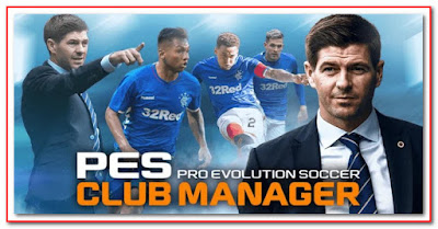 pes club manager 2020 mod