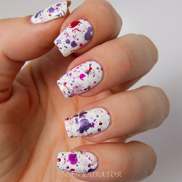 StyleVia: FANCY NAIL DESIGNS FOR ALL STYLISH GIRLS