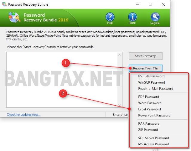 Cara Mengetahui Password File Office, PDF & WinRAR Yang Terkunci Brute-force Attack 10