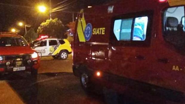 Jovem de 24 anos é executado a tiros em frente de casa, em Foz do Iguaçu