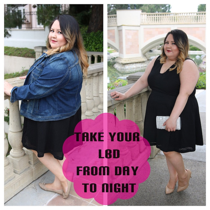 Take Your Lbd From Day To Night Ft The Jennifer Lopez Pointelle Fit