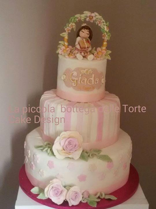 Preferenza la piccola bottega delle torte cake designer: Thun cake per la  GQ13