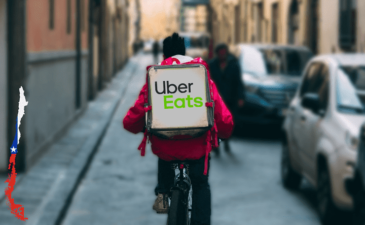 Uber Eats Chile